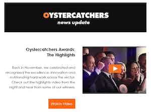 oystercatchers newsletter